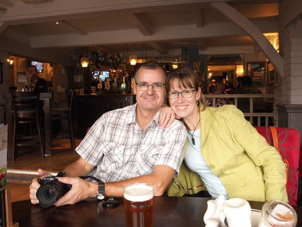 Vicki & Nigel from Nelson, New Zealand