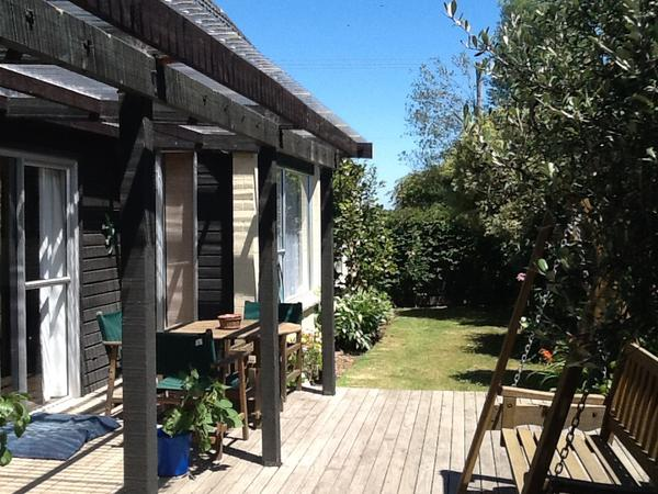 Housesitting assignment in Woodend, New Zealand