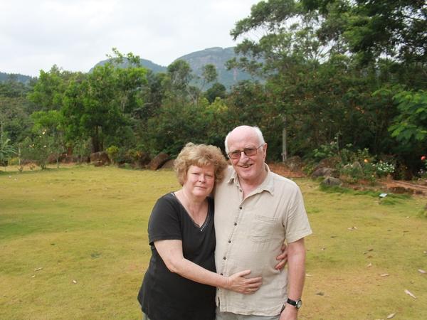 Sally & Jerry from Kandy, Sri Lanka