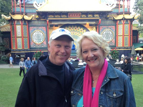 Candace & Danny from Lincoln, NE, United States
