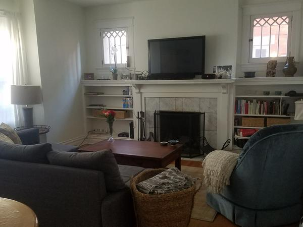 Beautiful apartment in central Denver, need a house/pet sitter for two very well-behaved, happy dogs!