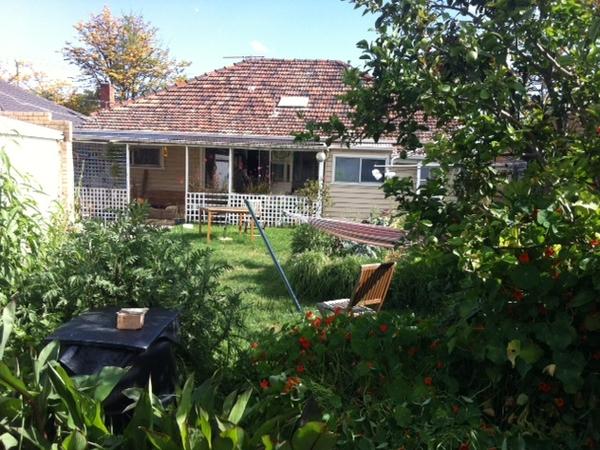 Housesitting assignment in Maribyrnong, Victoria, Australia