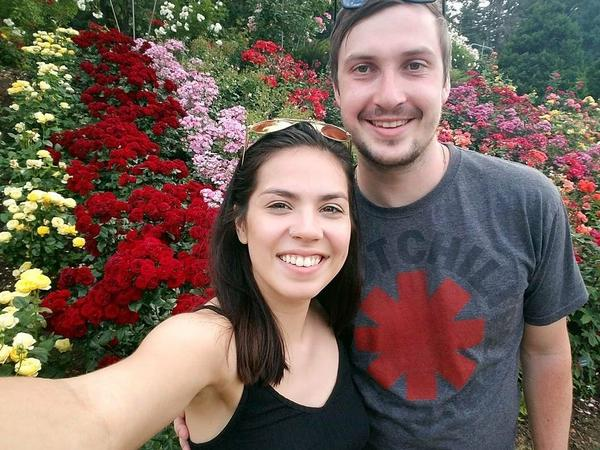 Iva & Nathan from Medford, OR, United States