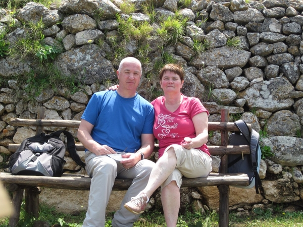 Francis & Anne from Rochefort, Belgium