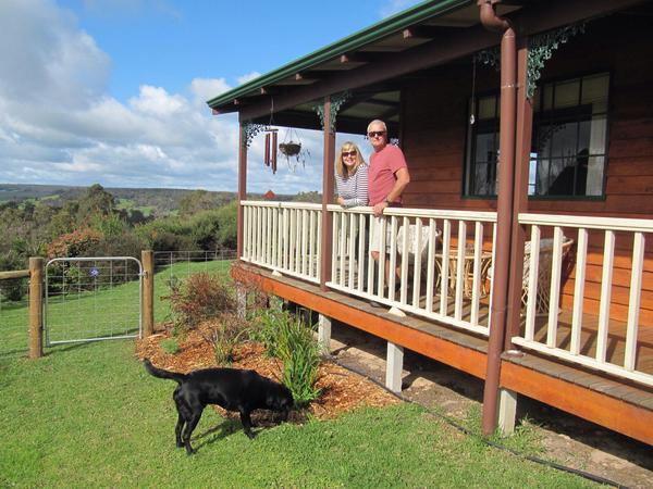 Jean & David from Bridgetown, WA, Australia