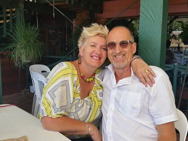 Sue & Andy from Paihia, New Zealand