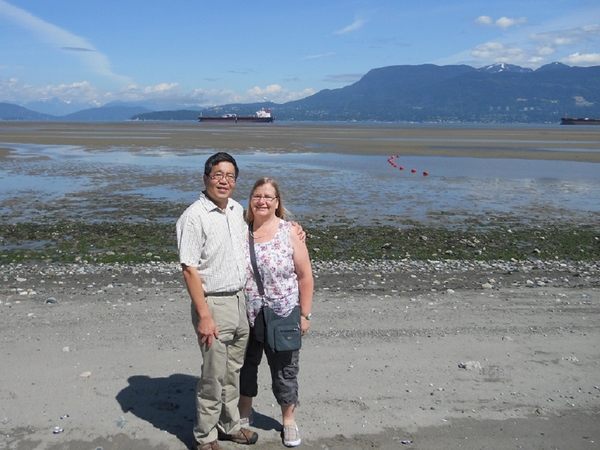 Linda & Terence from Vancouver, BC, Canada