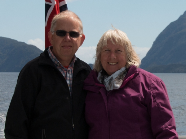 Steve & Christine from Coventry, United Kingdom