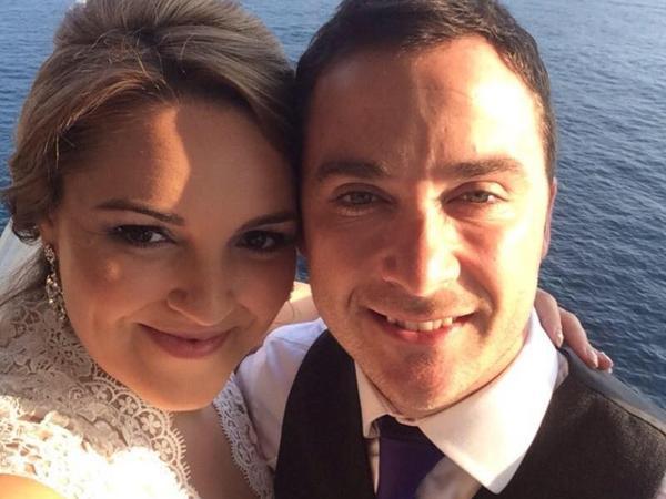 Frances & Jason from Boston Spa, United Kingdom