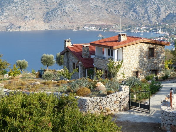 Housesitting assignment in Selimiye, Turkey