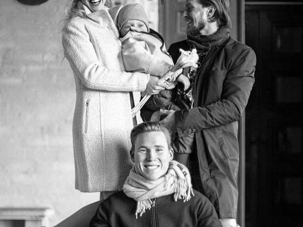 Linda & Nicklas from Stockholm, Sweden