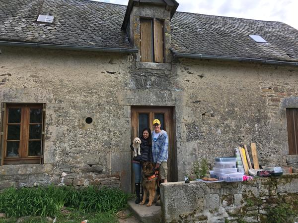 Housesitting assignment in Espagnac, France
