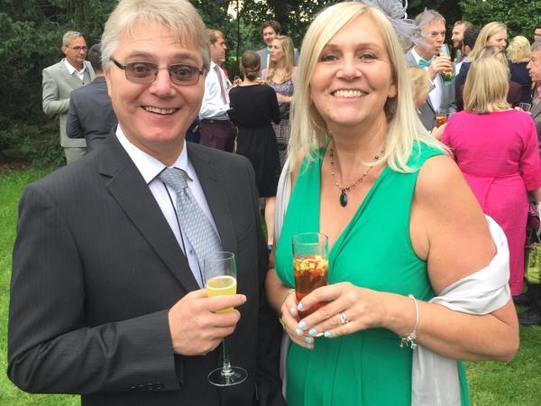 Jenny & Mick from Essendon, United Kingdom