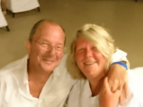 Gillian & Keith from Sheffield, United Kingdom