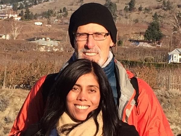 Philip & Lata from Toronto, Ontario, Canada