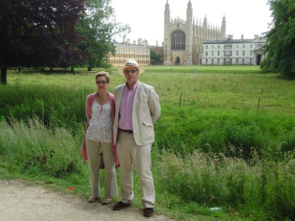 David & Debbie from Ipswich, United Kingdom