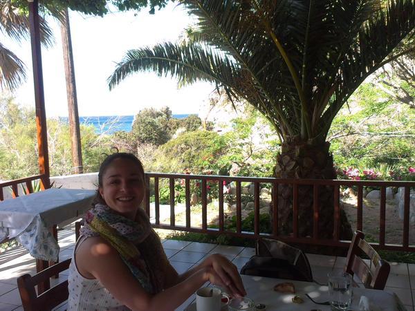 Paula from Mytilíni, Greece