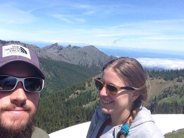 Samantha & Zachary from Lake McDonald, MT, United States