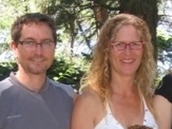 Talson & Jolanda from Calgary, AB, Canada
