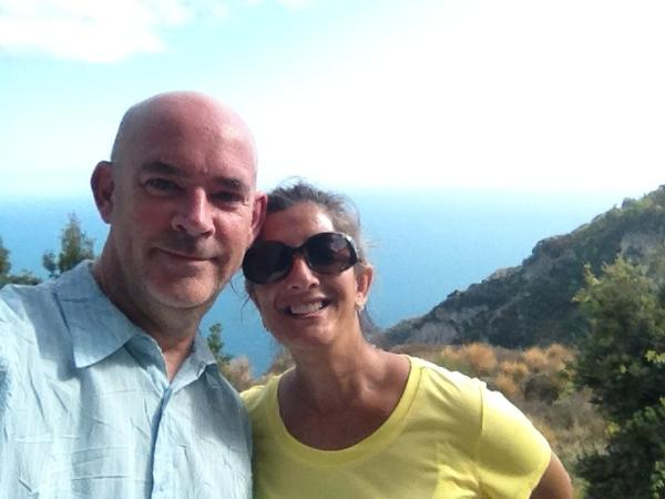 Smeeta & Dominic from Bovingdon, United Kingdom