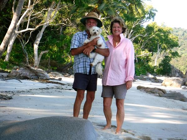 Patricia & Keith from Cardwell, Queensland, Australia