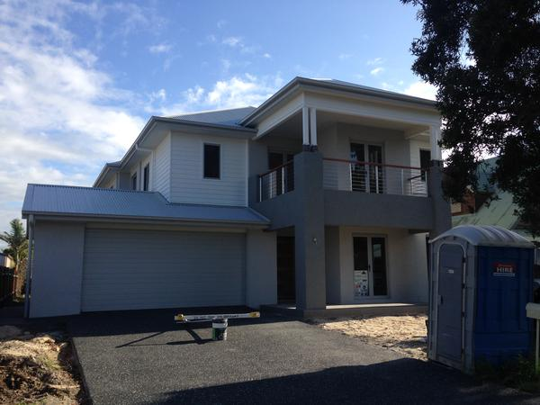 Housesitting assignment in East Corrimal, New South Wales, Australia
