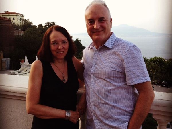 Paul & Julie from Sheffield, United Kingdom