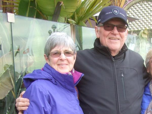 Donald & Sandra from Cobourg, ON, Canada