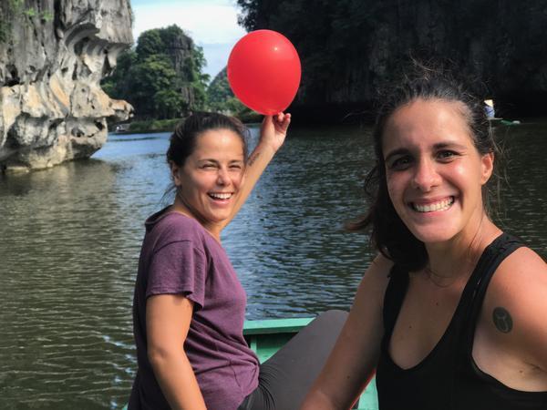 Thaisy fernanda & Silvana from São Paulo, Brazil
