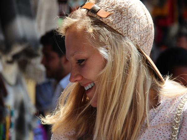 Katie from Granada, Spain