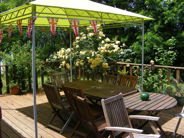 Housesitting assignment in Lalinde, France