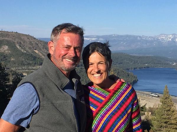 Brad & Donna from Truckee, California, United States