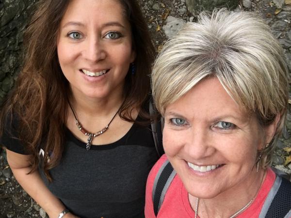 Sharon & Marina from Ketchikan, Alaska, United States
