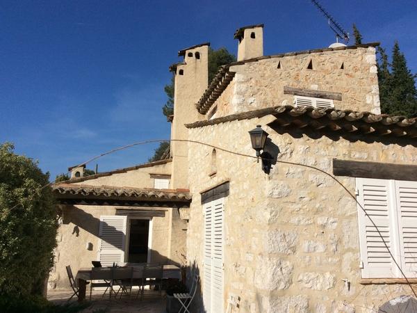 Lovely House & Dog in Beautiful St Paul de Vence, France