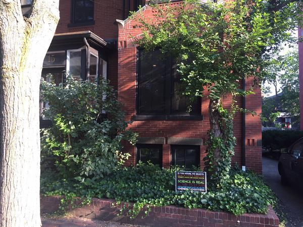 Housesitting assignment in Cambridge, Massachusetts, United States