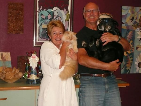 Gordon & Karen from Shelly Beach, New South Wales, Australia