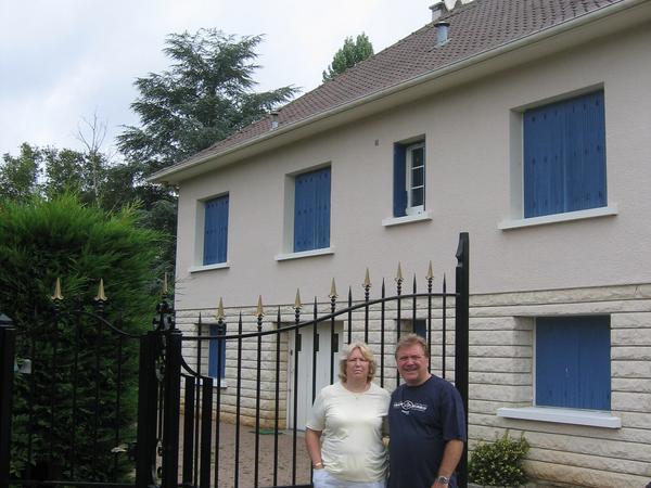 Housesitting assignment in Montmorillon, France