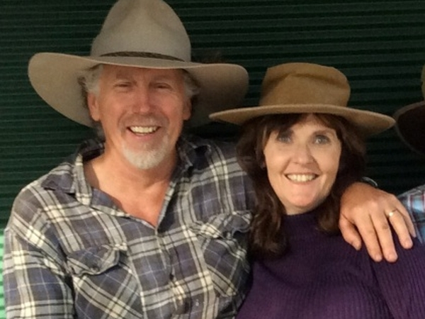 Leonie & Don from Harvey, WA, Australia