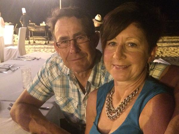 Maureen & Paul from Arcola, Saskatchewan, Canada