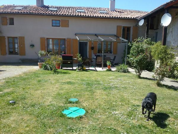 Housesitting assignment in Juillé, France