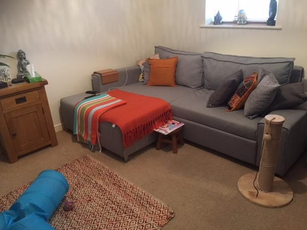 Housesitting assignment in Corby, United Kingdom