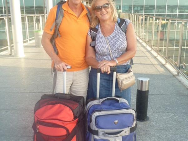 John & John from Paphos, Cyprus