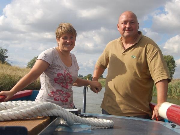 Derek & Lisa from Lincoln, United Kingdom