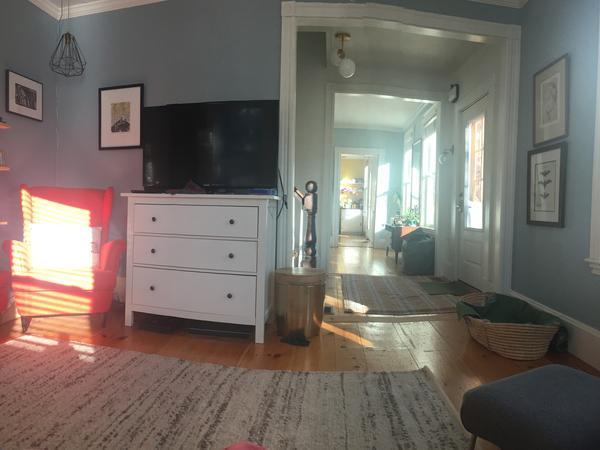 Housesitting assignment in Newburyport, Massachusetts, United States