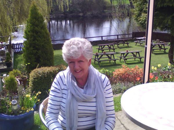 Sheila from Hessle, United Kingdom