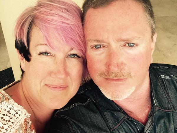 Debbie & Sean from Nanaimo, BC, Canada