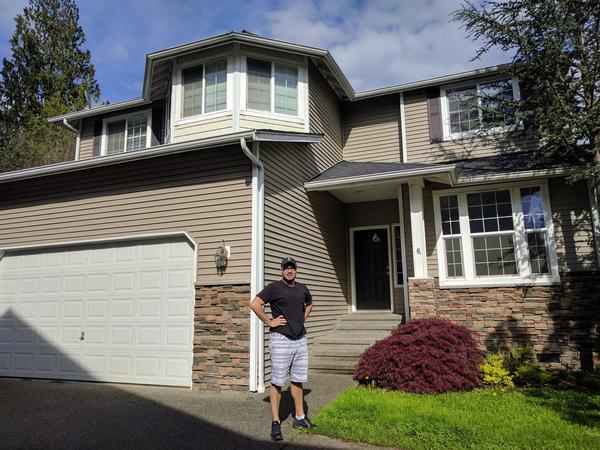 Housesitting assignment in Monroe, WA, United States