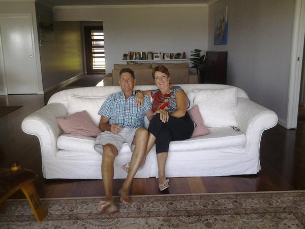 Rosemary & Alan from Bonny Hills, NSW, Australia