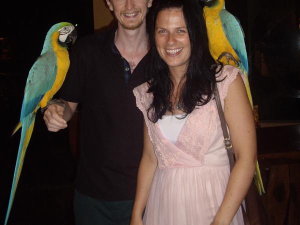 Amy & Brendan from Frankston South, VIC, Australia