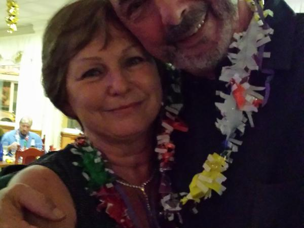 Frank & Eileen from Wigston Magna, United Kingdom